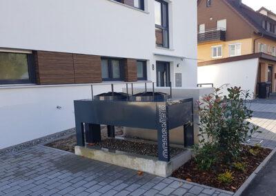 Luft-Wasser-Wärmepumpe in Aichtal mit Fußbodenheizung