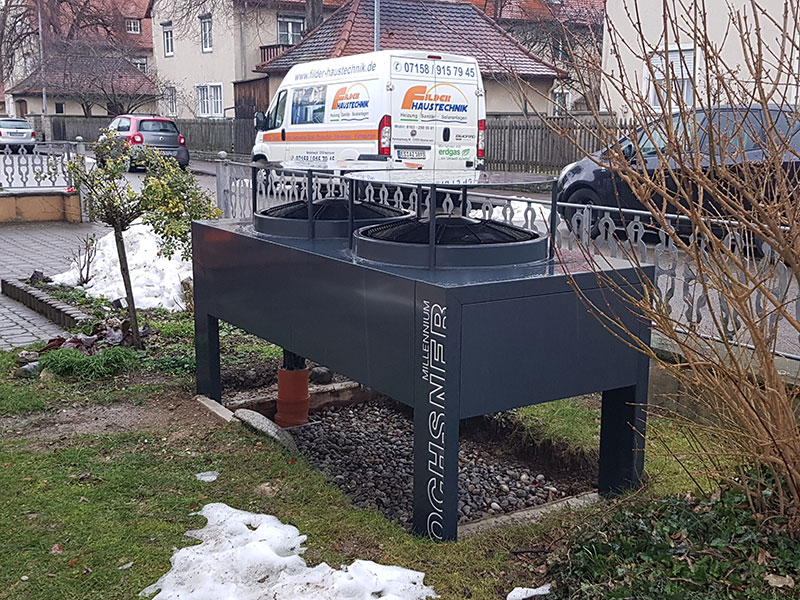 Kesseltausch Wärmepumpe in Lenningen